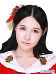 Meng Yue SNH48 Dec 2015
