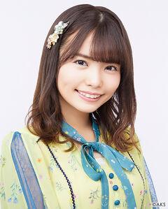 Fuchigami Mai HKT48 2019