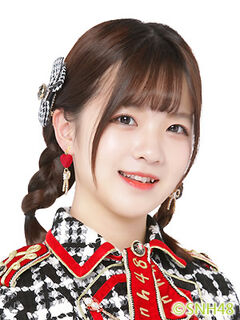 Lin YiNing SNH48 Dec 2017