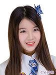 Wang RuiQi SHY48 Oct 2017