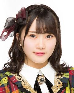 Yamane Suzuha AKB48 2020
