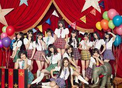 AKB48 - Koko ni Ita Koto promo