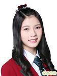 Wang JiongYi GNZ48 Dec 2016