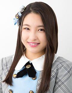 2017 AKB48 Team 8 Hirose Natsuki