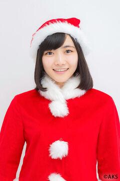 2018 Christmas NGT48 Hagiri Runa