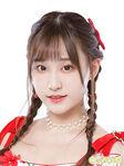 Wang XiaoJia SNH48 Oct 2018