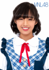 2019 July MNL48 Ashley Cloud Garcia