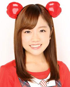 AKB48 Nakagawa Rina Baito