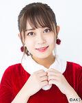 Iwahana Shino HKT48 Christmas 2018