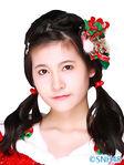 Xie Ni SNH48 Dec 2015