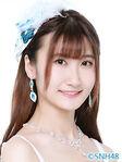 Zhao Ye SNH48 Oct 2016
