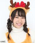 SKE48 Dec 2016 Hidaka Yuzuki