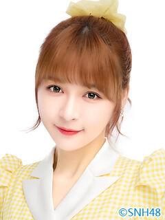 Zhang YuGe SNH48 June 2020