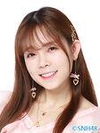 Chen Si SNH48 Dec 2018