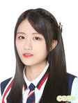 Zuo JingYuan GNZ48 Dec 2018