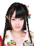 Hao WanQing SNH48 Dec 2015