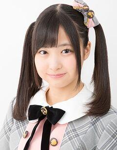 2017 AKB48 Team 8 Hashimoto Haruna