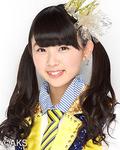 HKT48 Kumazawa Serina 2015