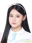 Wang SiYue GNZ48 Mar 2018