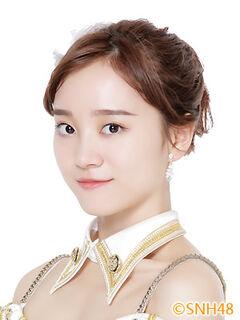 Wen Wen SNH48 June 2017