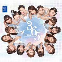 MNL48 3rdSingle 365AEP AlbumArt