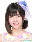 Liu MengYa SNH48 Mar 2016