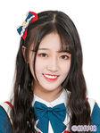 Wang YuLan SHY48 Oct 2018