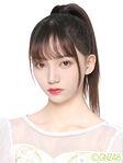 Zhang Run GNZ48 Sept 2019
