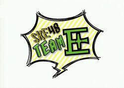 SKE48 Flag TeamE
