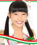 SKE48 Dec 2016 Ishiguro Yuzuki