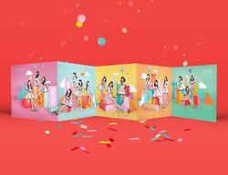 BNK48 2nd Single Promotional Image