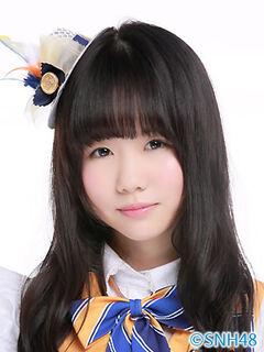 SNH48 YangHuiTing 2014