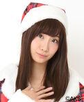 Shibata Aya SKE48 Christmas 2015