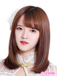 Yang YunHan SHY48 June 2018