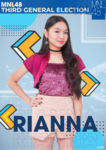 3rdGE MNL48 Bhrianna Chua