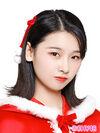 Lai ZiXi SHY48 Dec 2018