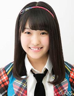 2018 AKB48 Kamiyama Riho
