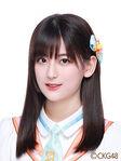 Lin ShuQing CKG48 Mar 2018