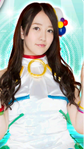 AKB48 公式音ゲー Sato Amina