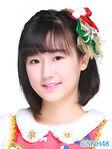 Feng XueYing SNH48 Dec 2015