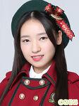 Tang ShiYi GNZ48 Dec 2017