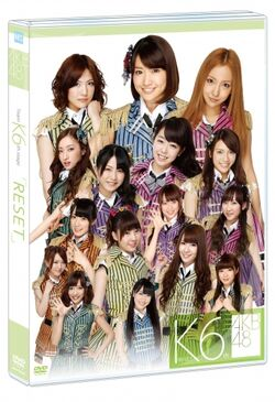 Team K 6th Stage DVD