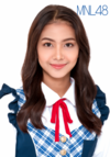 2019 July MNL48 Princess Labay
