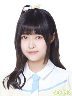 Li YiHong GNZ48 Mar 2018