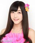 NMB48 Matsumura Megumi 2015