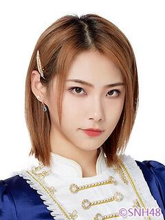 Wang ShiMeng SNH48 Oct 2019
