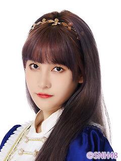 Xie Ni SNH48 Oct 2019
