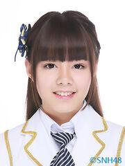 SNH48 Li Xuan 2014