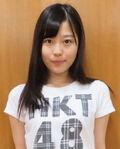 Tsukiashi Amane HKT48 Debut