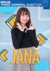 3rdGE MNL48 Jana Ross Angeles